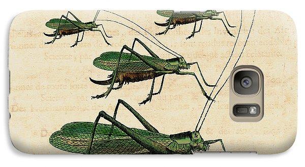 Grasshopper Parade Galaxy S7 Case