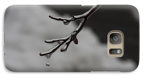 Galaxy Case featuring the photograph Gravity by Vadim Levin