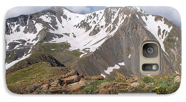 Grays And Torreys Peak Galaxy S7 Case