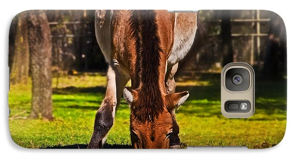 Grazing With An Attitude Galaxy S7 Case