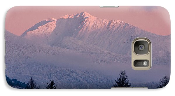 Galaxy Case featuring the photograph Great Northern by Jack Bell