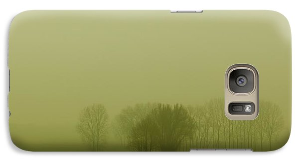 Galaxy Case featuring the photograph Green Day by Franziskus Pfleghart