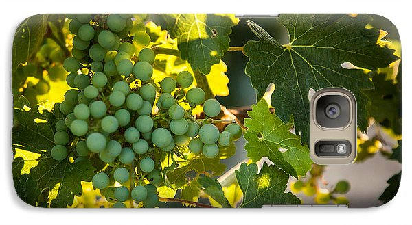 Green Grapes Galaxy S7 Case
