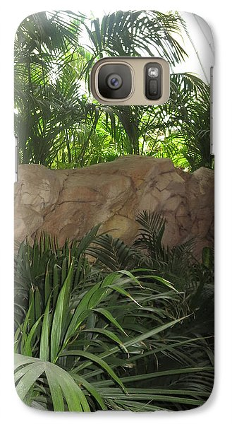 Galaxy Case featuring the photograph Green Interiors Vegas Casinos Resorts Hotels by Navin Joshi