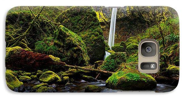 Green Seasons Galaxy S7 Case by Chad Dutson