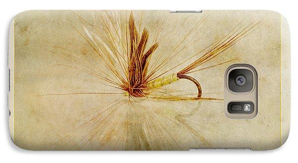 Salmon Galaxy S7 Case - Greenwells Glory by John Edwards