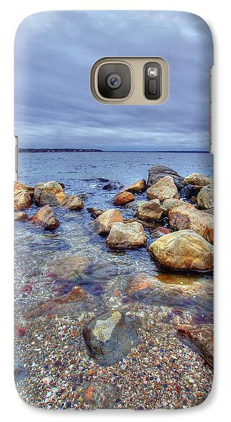 Galaxy Case featuring the photograph Greenwich Bay by Alex Grichenko