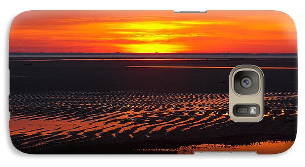 Galaxy Case featuring the photograph Greetings by Dianne Cowen