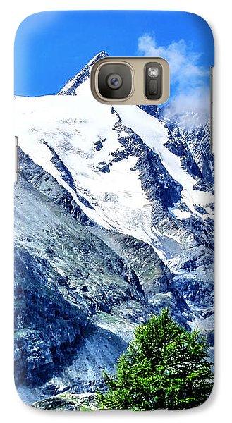 Galaxy Case featuring the photograph Grossglockner by Andreas Thust