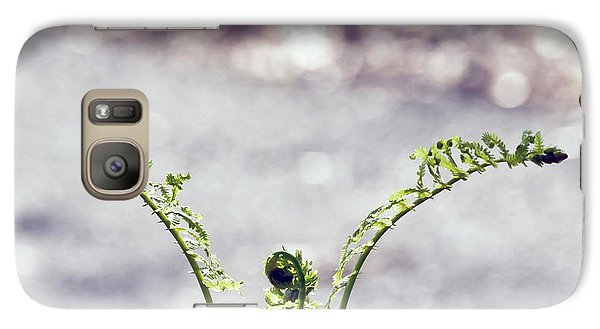 Galaxy Case featuring the photograph Growing  by Kerri Farley