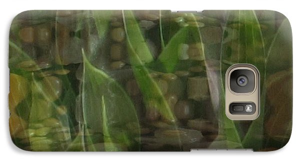 Galaxy Case featuring the photograph Growing Season by Kathie Chicoine