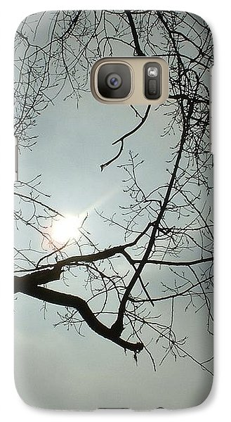 Grown In Cold Light Galaxy S7 Case