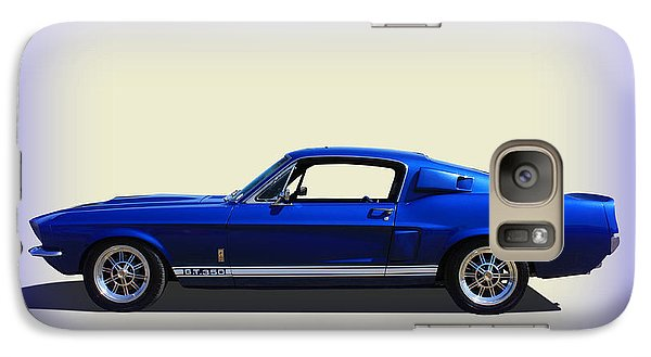 Galaxy Case featuring the photograph Gt350 Mustang by Keith Hawley