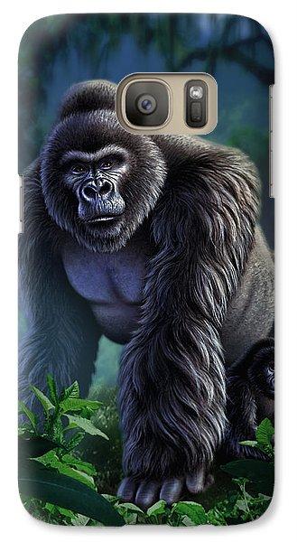 Guardian Galaxy S7 Case by Jerry LoFaro