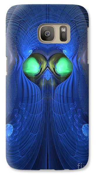 Guardian Of Souls - Surrealism Galaxy S7 Case