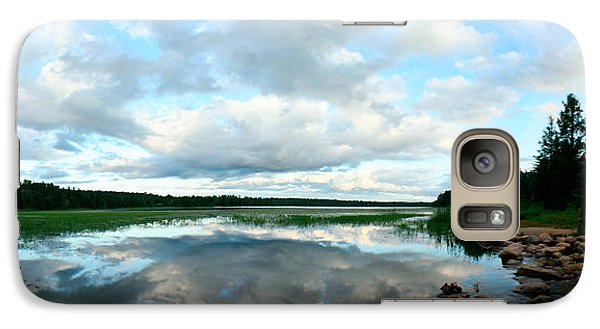 Galaxy Case featuring the photograph Guardians Of The Mighty Mississippi by Jon Emery