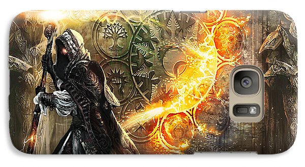 Guildscorn Ward Galaxy S7 Case by Ryan Barger