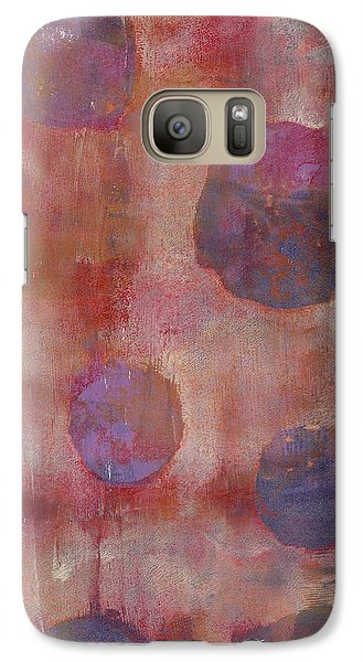 Galaxy Case featuring the mixed media Guilty by Lisa Noneman