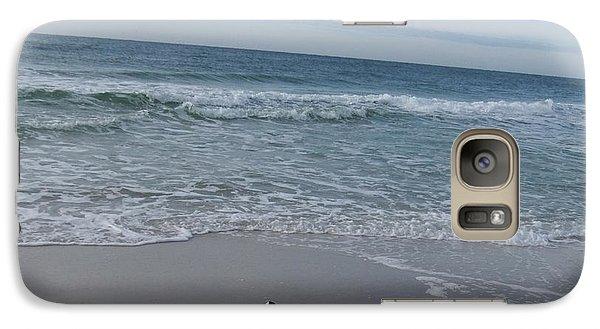 Galaxy Case featuring the photograph Gulf Shore  by Deborah DeLaBarre