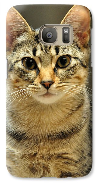 Galaxy Case featuring the photograph Gypsy by Barbara Manis