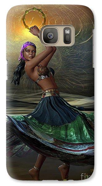 Galaxy Case featuring the digital art Gypsy by Shadowlea Is