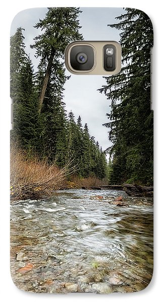 Hackleman Creek  Galaxy S7 Case