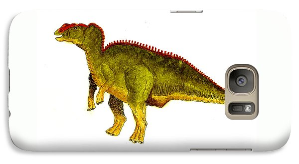 Hadrosaurus Galaxy S7 Case