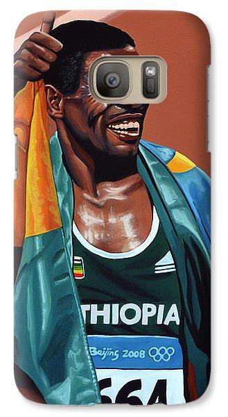 Haile Gebrselassie Galaxy S7 Case