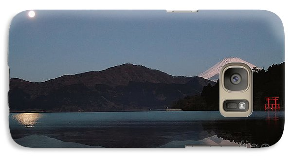 Galaxy Case featuring the photograph Hakone Lake by John Swartz