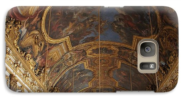 Galaxy Case featuring the photograph Hall Of Mirrorsversailles by Kristine Bogdanovich