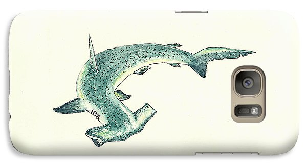 Hammerhead Shark Galaxy S7 Case
