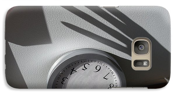 Galaxy Case featuring the photograph Hand Of Time by Lyric Lucas