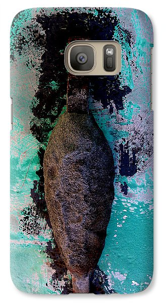 Galaxy Case featuring the photograph Handle by Robert Riordan
