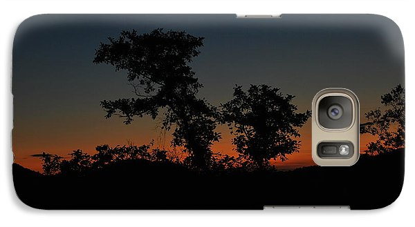 Galaxy Case featuring the photograph Sense Of Freedom by Erhan OZBIYIK
