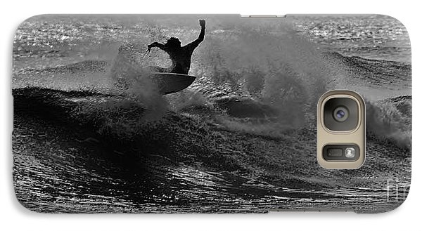 Galaxy Case featuring the photograph Hang Ten II by Craig Wood