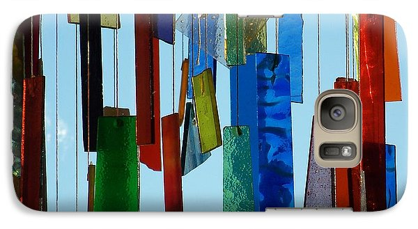 Galaxy Case featuring the photograph Hang Ups by Jackie Mueller-Jones