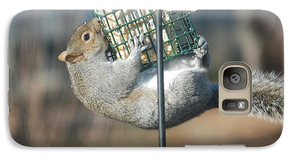 Galaxy Case featuring the photograph Hangin Out by Mark McReynolds