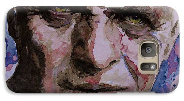 Galaxy Case featuring the painting Hannibal by Laur Iduc