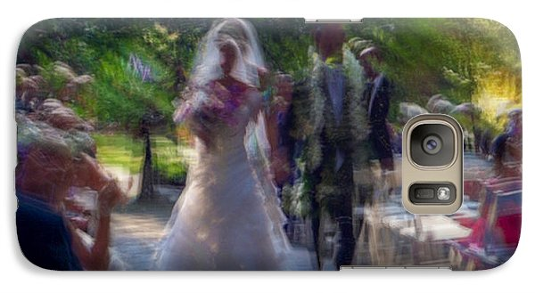 Galaxy S7 Case featuring the photograph Happily Ever After by Alex Lapidus