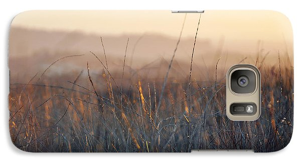 Galaxy Case featuring the photograph Happy Camp Canyon Magic Hour by Kyle Hanson