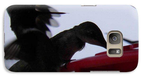 Galaxy Case featuring the photograph Happy Hour by Nick Kirby