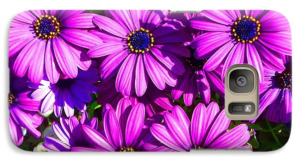 Galaxy Case featuring the photograph Happy by Julia Ivanovna Willhite