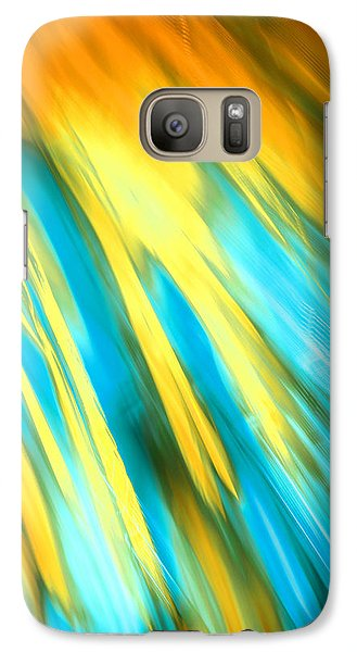 Galaxy Case featuring the photograph Happy Together Right Side by Dazzle Zazz