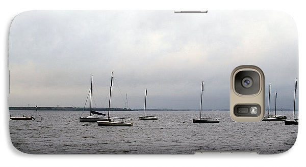 Galaxy Case featuring the photograph Harbor by David Jackson