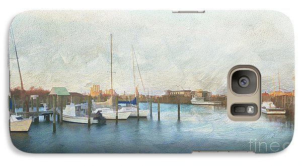 Harbor Morning Galaxy S7 Case