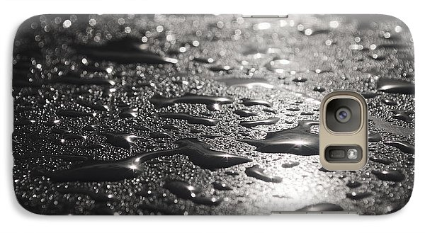 Galaxy Case featuring the photograph Hard And Soft by Miguel Winterpacht