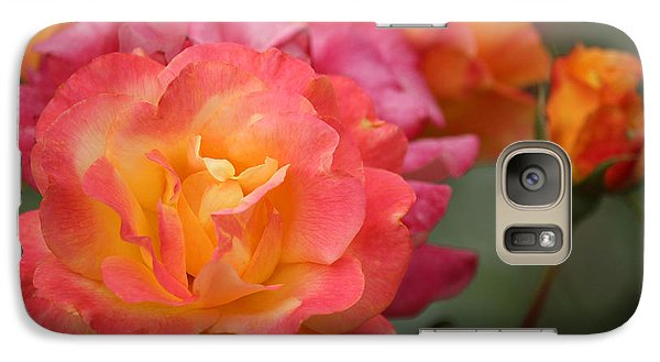 Galaxy Case featuring the photograph Harmony by Rowana Ray