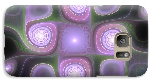 Galaxy Case featuring the digital art Harmony by Svetlana Nikolova