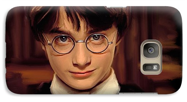 Harry Potter Galaxy Case by Paul Tagliamonte