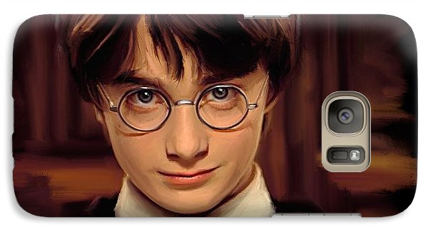 Wizard Galaxy S7 Case - Harry Potter by Paul Tagliamonte